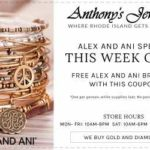 This week only at Anthony's Jewelers