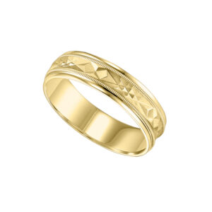 Shop our Frederick Goldman 11-7013 Wedding Bands at Anthony's Jewelers
