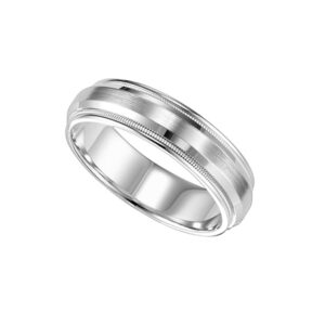 Shop our Frederick Goldman 11-7224W6 Wedding Bands at Anthony's Jewelers