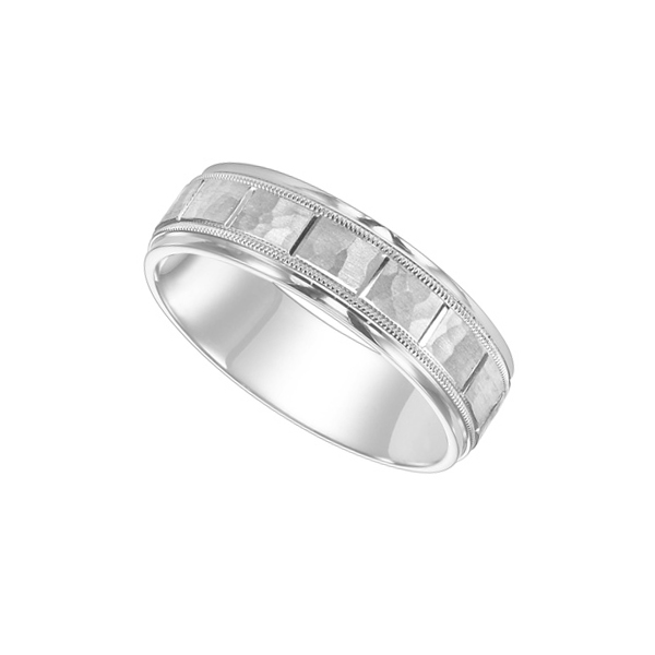 Shop our Triton Silver 11-7262W65 Wedding Bands at Anthony's Jewelers