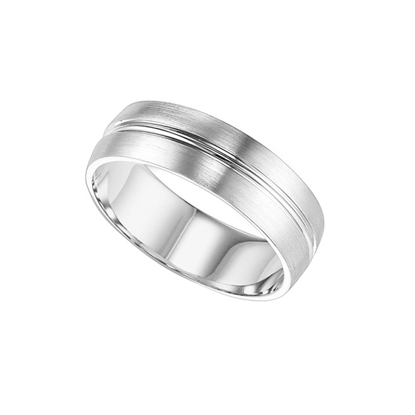 Shop our Triton Silver Wedding Bands at Anthony's Jewelers