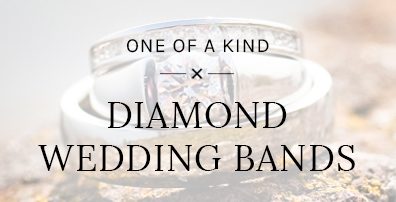 Shop our Diamond Wedding Bands at Anthony's Jewelers