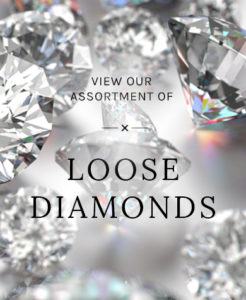 Loose Diamond Assortment at Anthony's Jewelers