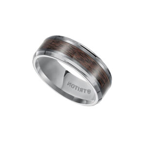 Shop our Tungsten Brown Wedding Bands at Anthony's Jewelers