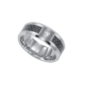 Shop our Tungsten Wedding Bands at Anthony's Jewelers