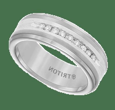 Triton Engagement Rings Tungsten
