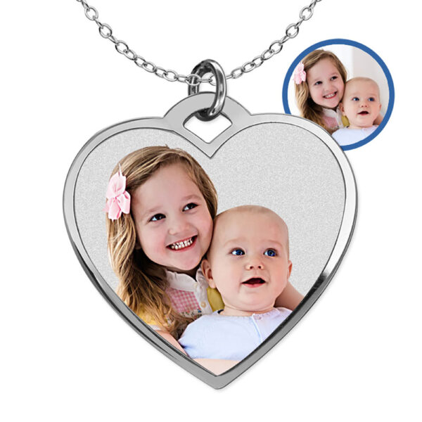 Personalized Photo Pendant